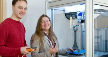 Fabrik der Zukunft: 3D-Drucker von Multec