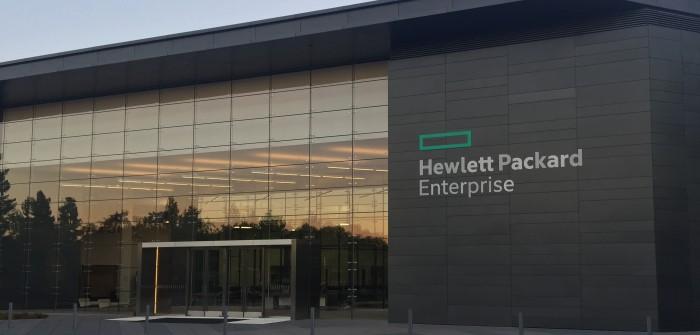 Hewlett-Packard Enterprise verbessert Sicherheitsarchitektur