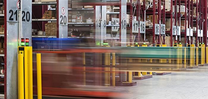Logistikzentrum von Lederer mit inconso Logistiksystem erweitert