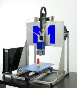 Multec 3D-Drucker bereiten den Weg zur Automation der Fabrik 4.0