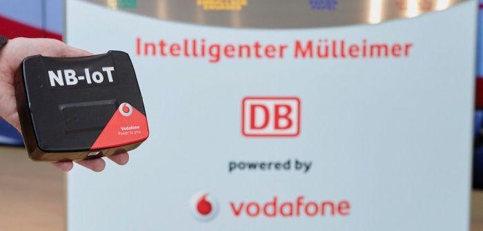 Vodafone ist führender Kommunikationsanbieter im IoT-Bereich