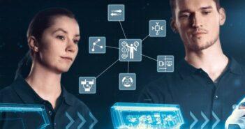 """Mit seinem Bildungsangebot """"Industrie 4.0 – Training und Consulting"""" unterstützt Bosch Rexroth den Aufbau von Qualifikationen für die Welt der digital vernetzten Produktion."""
