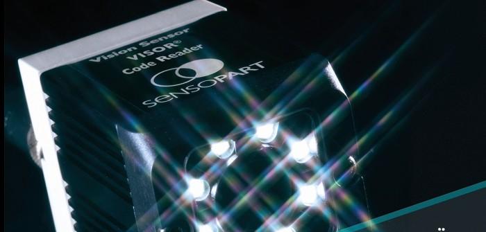 Mit dem neuen VISOR® V20 Standard rundet SensoPart sein Portfolio von Vision-Sensoren mit Codelesefunktion ab.