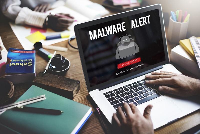 Ist der Computer erst einmal mit einer Malware infiziert, hat man sich im Internet falsch verhalten. (#01)