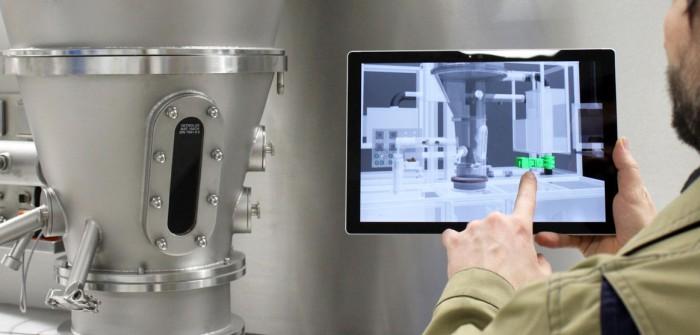 Hannover-Messe: Fraunhofer-Forscher stellen Lösung für die Prozessindustrie 4.0 vor