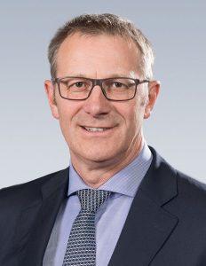 Rolf Najork Vorstandsvorsitzender der Bosch-Rexroth AG