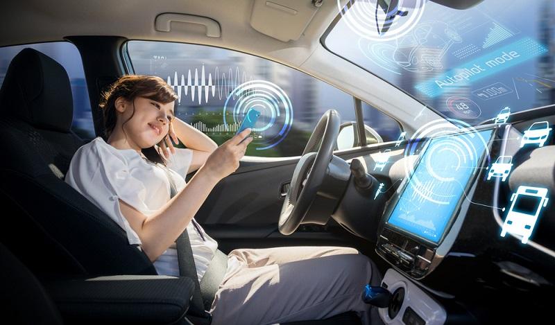 Die modernen Autos sind mit diversen Sensortechniken ausgestattet, die unentwegt Informationen aufzeichnen.(#01)