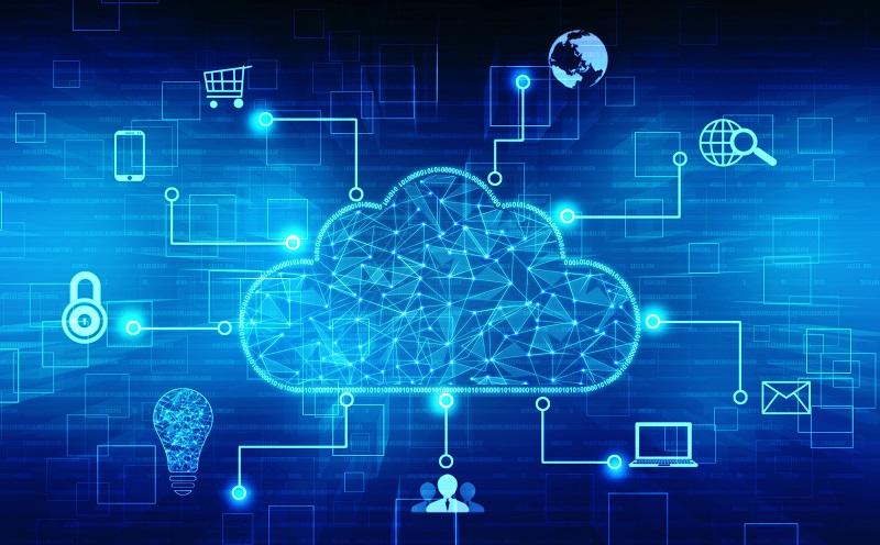 Die Infrastruktur der Cloud ist häufig eine Mischung.(#01)