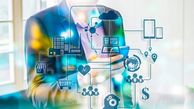 Durch die Digitalisierung der Prozesse wird es auch jungen, kleineren Unternehmen leicht gemacht, die Arbeit optimal zu organisieren. (#01)