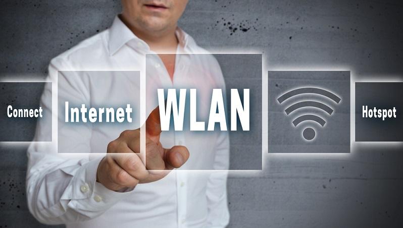 Die Kommunikation über die mobilen Geräte funktioniert über WLAN besonders zuverlässig. Mit integriertem WLAN-Zugang können sich die Datenerfassungsgeräte jederzeit auf das WLAN-Netzwerk zugreifen. (#04)