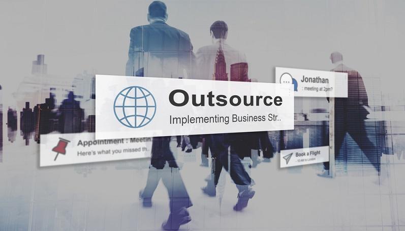 Die zahlreichen Möglichkeiten, einen einzelnen Bereich auszulagern oder unvorhergesehene Personalprobleme auf diese Weise zu lösen, machen das Outsourcing zu einem gefragten Modell. (#02)
