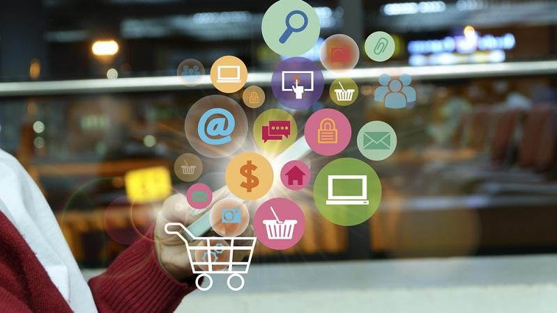 Die meisten Onlinehänder konzentrieren sich nicht nur auf einen Absatzweg, sondern stellen sich breiter auf, um ihren Betrieb auf ein möglichst ausgedehntes Fundament zu stellen. (#02)
