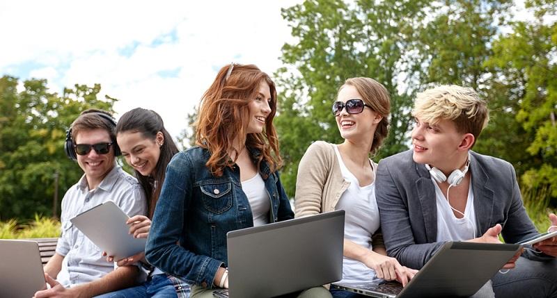 Eine Gruppenrichtlinie kann sich sowohl auf Benutzer wie auf Computer und ganze Netze beziehen. (#01)
