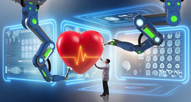 Roboter gehören zum Alltag und werden als Begleiter bei Operationen eingesetzt.(#02)