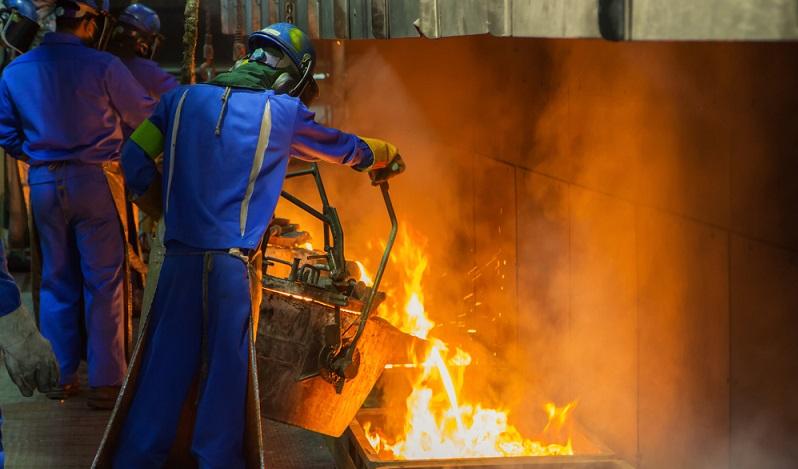 Wie gut die Zusammenarbeit der Metallgießerei W. Schmidt mit ihren Kunden ist, zeigt der große Vertrauensvorschuss, den die Kunden der Gießerei entgegen bringen und die letztlich auch damit gerettet werden konnte.(#01)