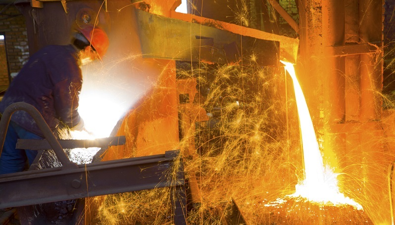 Die Beschäftigten der Gießerei, darunter viele Fachleute für Handformverfahren und Maschinenformguss, erheben zum Teil schwere Vorwürfe gegen die Firma Duktus. (#02)