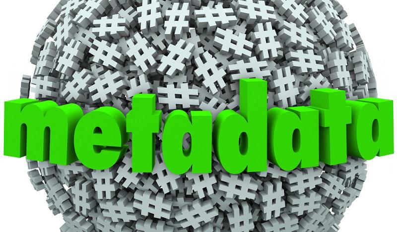 Die Metadaten ermöglichen Rückschlüsse über die inhaltliche Relevanz der Datensätze und die Gesamtheit aller Datensätze. (#02)