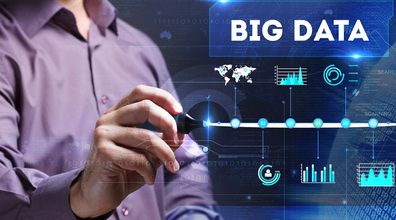 Besonders im Zusammenhang mit Big Data, der Verarbeitung von Massendaten aus unterschiedlichsten Quellen, steht die Datenvisualisierung im Zentrum des Interesses. (#03)