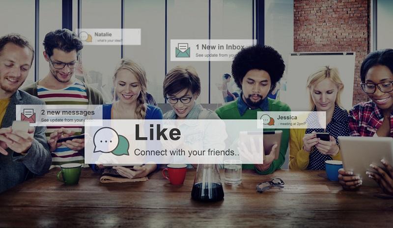 Um eine interaktive Kommunikationsstrategie aufzubauen, bedarf es des professionellen Umgangs mit den Social Media. (#02)