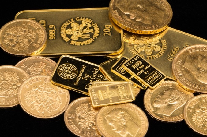 """Wer in Gold investieren will, kann dies auch in kleineren Mengen tun. Ob Münzen oder ganz kleine """"Goldbarren"""" von 1 Gramm, über 5 Gramm, bis hin zu 20 Gramm und mehr - nach oben sind natürlich keine Grenzen gesetzt. (#4)"""