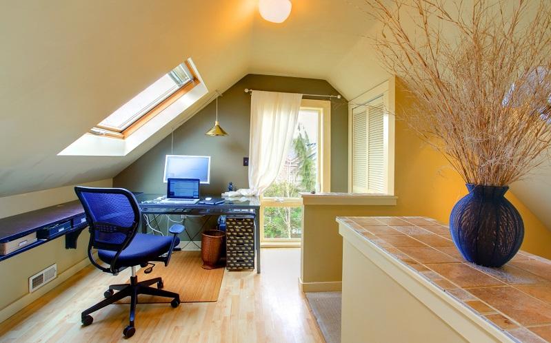 Es gibt Arbeitgeber, bei denen ist es auch möglich, nur die Home Office Regelung zu nutzen.(#01)