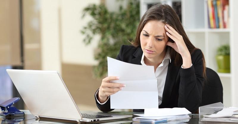 Der Insolvenzverwalter hat gemäß § 113 der Insolvenzordnung besondere Befugnisse bei der Kündigung von Arbeitsverhältnissen. (Foto: Shutterstock / Antonio Guillem)
