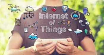 Internet of Things: Vernetzung von Alltagsgegenständen und Maschinen