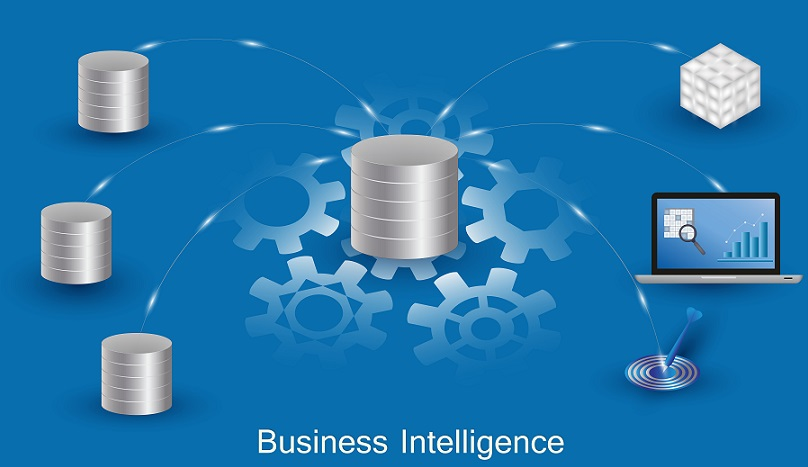 Der OLAP-Server bietet eine einfach zu bedienende, strukturierte Oberfläche für die Erfassung und Verarbeitung der Datensätze in Echtzeit. (#01)