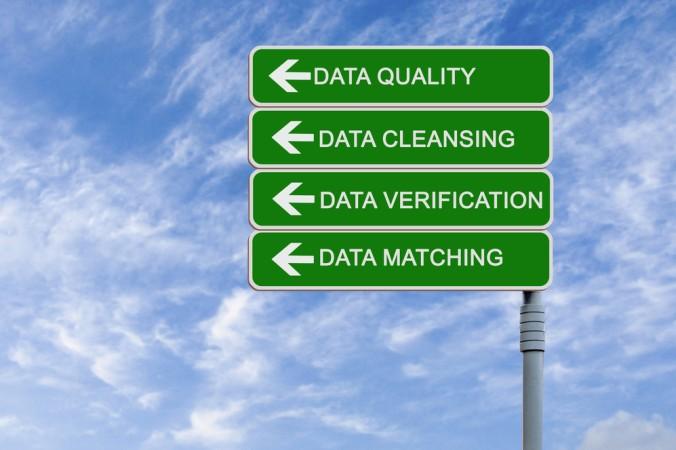 Der Weg ist das Ziel: Nur mit optimaler Datenqualität, Datenübereinstimmung, Datenbereinigung und Datenverifizierung kommen Sie ans Ziel des perfekten Master Data Managements. (#5)
