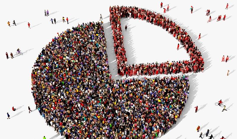 Basis für eine effiziente Kundensegmentierung sind Datenanalysen. (#01)