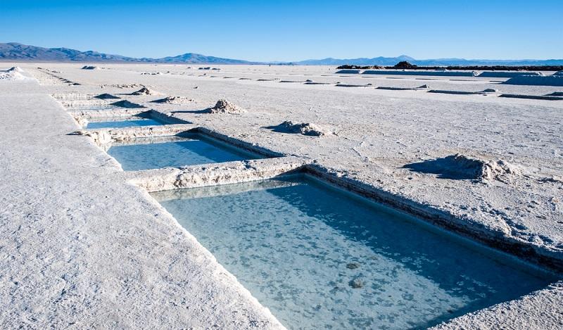 Dabei ist Lithium kein wirklich seltener Rohstoff. (#02)