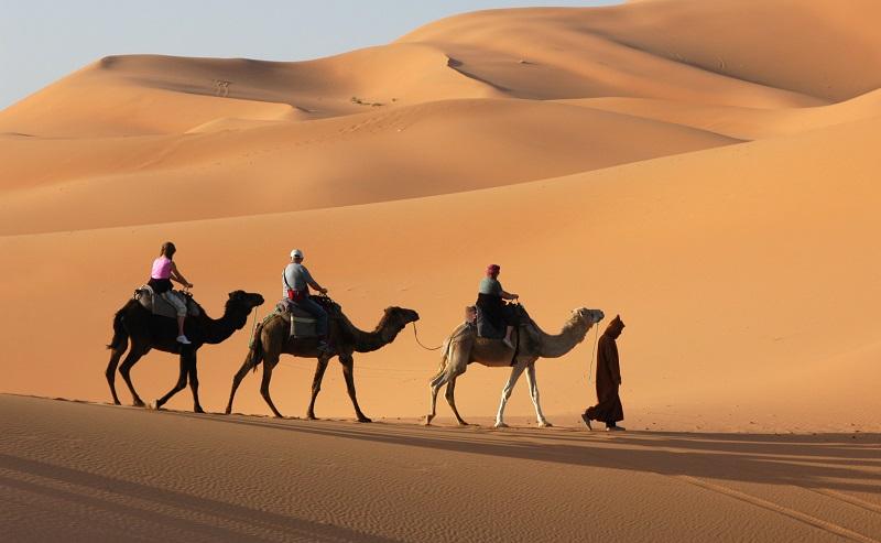 Deswegen sollte man sich bei Thema Adventure Travel von den Pyramiden und anderen Kulturstädten verabschieden. (#02)