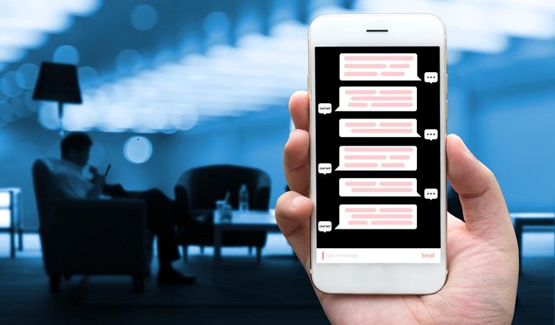 Chatbot Definition: Verbraucher suchen immer häufiger nach Wegen, direkt mit einem Unternehmen in Kontakt treten zu können. (#03)
