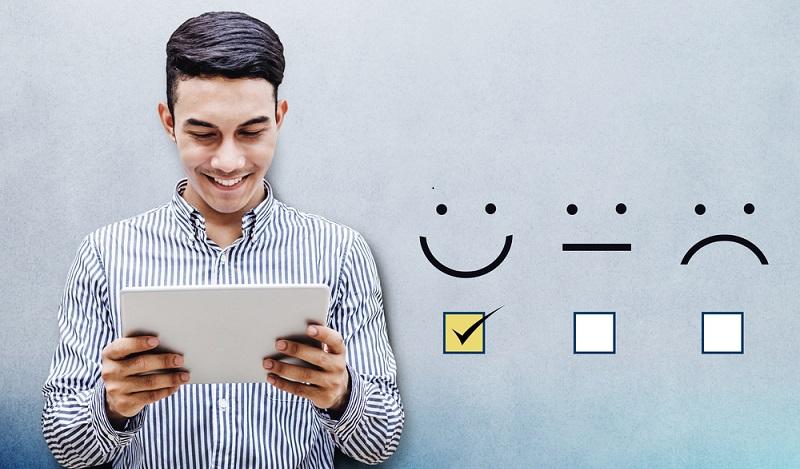 Konstruktives Feedback durch Kundenbewertungen ist natürlich nur ein Teil eines guten Reputationsmanagements. (#01)