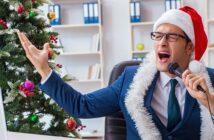 Auf Weihnachtsfeier betrunken: Fristlose Kündigung rechtens?