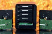 NAS Server Vergleich: Was bieten moderne Netzwerkspeicher?