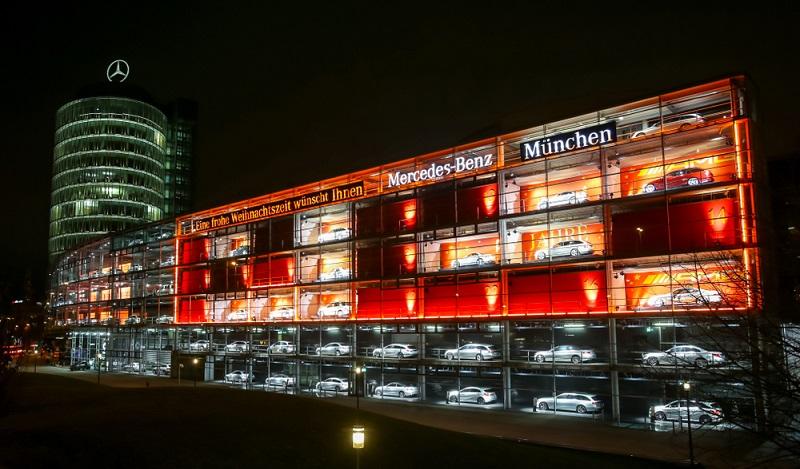 Ein harter Brexit hätte vor allem für eine Branche, die deutsche Autoindustrie, verheerende Auswirkungen. (#03)