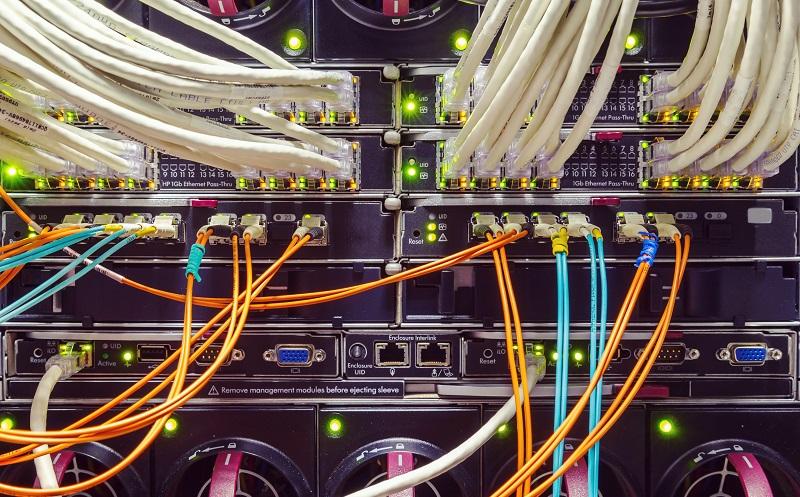USB 3.0 Anschlüsse an NAS Servern sind sinnvoll, wenn wenn weitere Geräte am Netzwerkspeicher angeschlossen werden sollen. (#07)