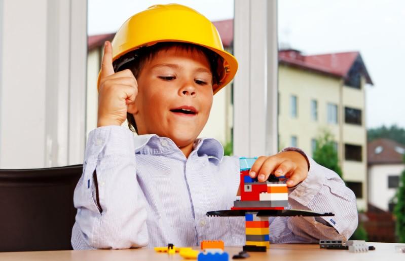 Auch die bei Kindern beliebte Lego-Welt wäre ohne die moderne Spritzgusstechnik undenkbar. (#5)