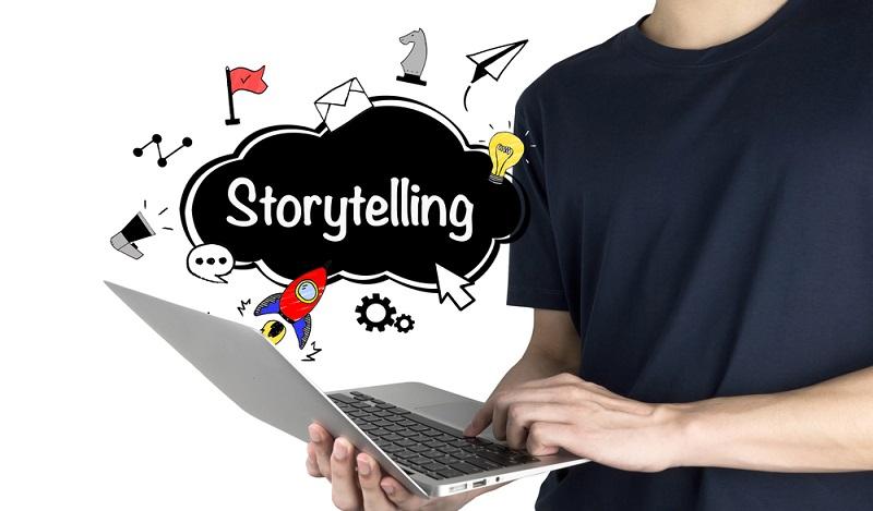 Für das Data-Storytelling bietet es sich an, gleich zu Beginn dem Zuhörer davon zu berichten, warum die angegebenen Daten überhaupt von Interesse sind. (#04)