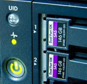 Bei der professionellen Verwendung stehen besonders die maximale Speicherkapazität im Vordergrund. (#02)