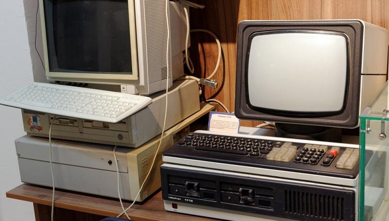 Erp-Systeme von heute. Computeranlagen von früher. (#03)