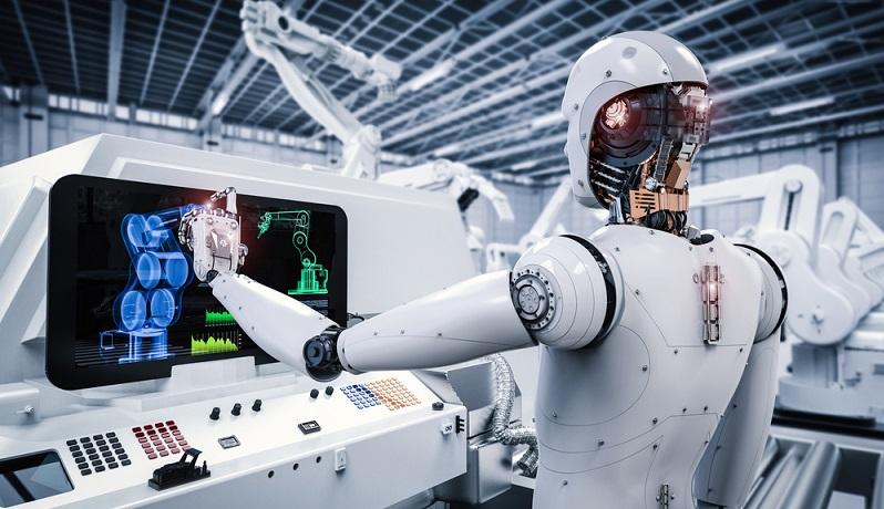 Die Industrie 4.0 kann nur mit einer umfassenden Digitalisierung funktionieren, wie die bisherigen Erfolge zeigen. Die Unternehmen schreiten zügig voran und setzen dabei immer öfter auf künstliche Intelligenz. (#01)