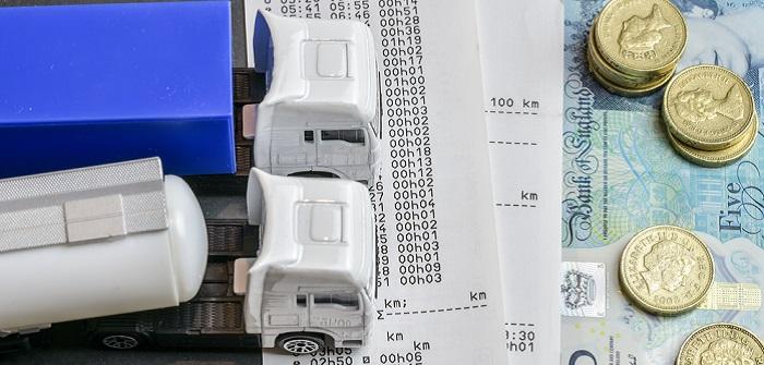 Digitaler Tachograph: Kontrollgerät für Lkw und Busse