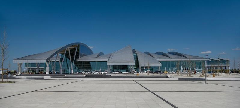 Der Austragungsort Rostow am Don erhielt einen Flughafen (#02)