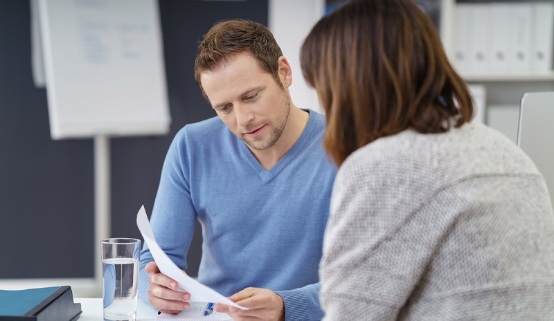 Die Personalplanung und auch Neueinstellungen gehören zum Jobprofil im Personalcontrolling. (#3)