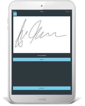 QM Software: Die elektronische Unterschrift dokumentiert den Prozess der Qualitätssicherung zuverlässig. (Foto: Firstaudit)
