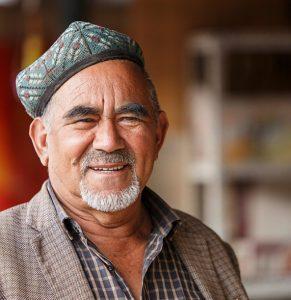 Das moslemische Volk der Uiguren stellt etwa die Hälfte der Einwohner der Provinz Xinjiang. Das Chinesische Konsulat würde gerne jegliche Diskussion über die dortigen Menschenrechtsverletzungen unterbinden. (#2)
