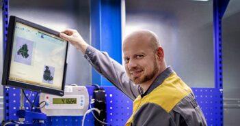 Intelligentes Assistenzsystem unterstützt bei Komponenten-Identifikation