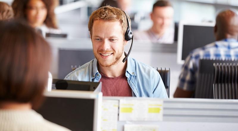 Neukundengewinnung kann viele erfolgreiche Wege gehen, wie etwa die Akquise per Telefon.